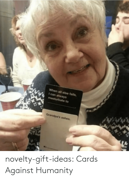 Against: novelty-gift-ideas:   Cards Against Humanity