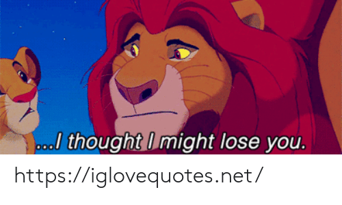 Thought, Net, and You: oc.l thought Imight lose you. https://iglovequotes.net/