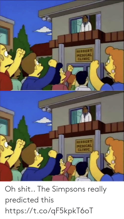 NFL: Oh shit.. The Simpsons really predicted this https://t.co/qF5kpkT6oT