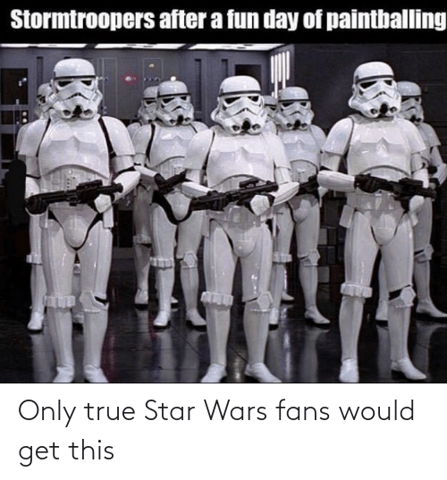 Star Wars: Only true Star Wars fans would get this