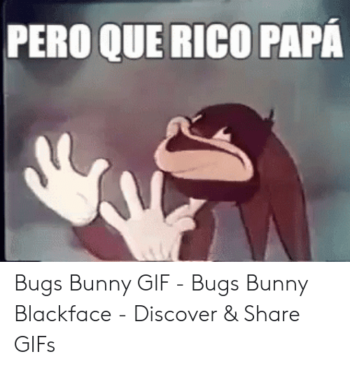 Bugs Bunny Diciendo No Meme Gif | Meme Creation