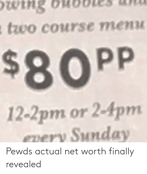 Net Worth: Pewds actual net worth finally revealed