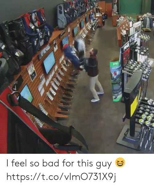 pin: PNS  PIN I feel so bad for this guy 😆 https://t.co/vImO731X9j