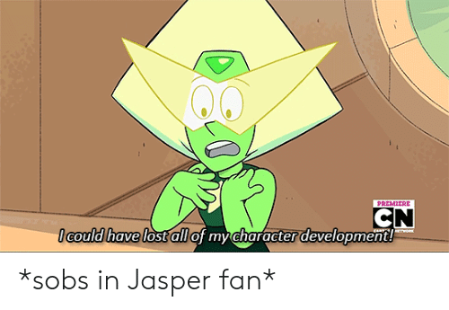 Lost, Character, and Jasper: PREMIERE  CN  IGould have lost all of my character development!  IRETWOE *sobs in Jasper fan*