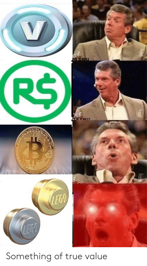 eim: R$  EIM Something of true value