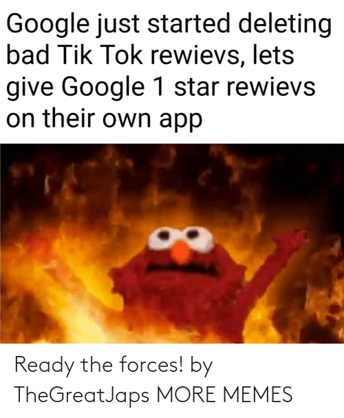 Forces: Ready the forces! by TheGreatJaps MORE MEMES