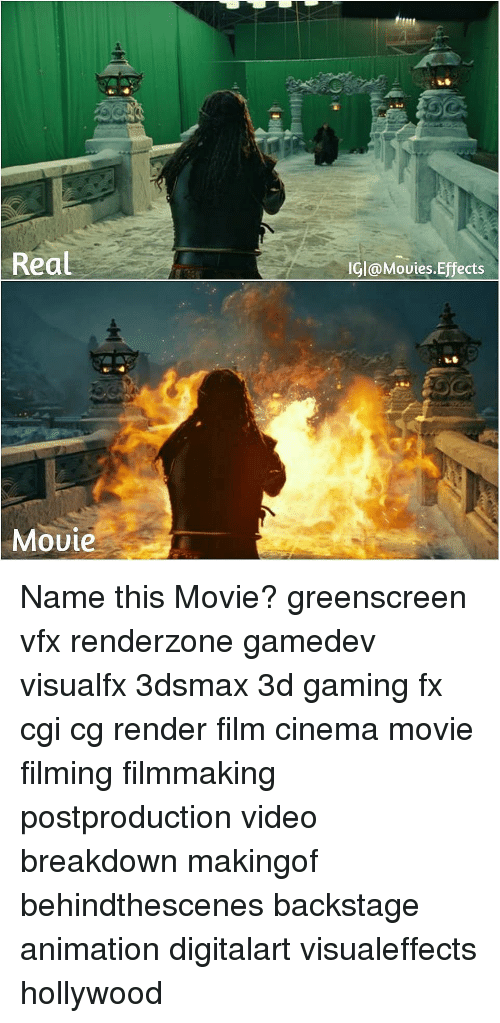 Real IGl@MouiesEffects Movie Name This Movie? Greenscreen
