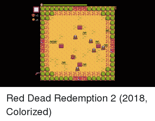 Red Dead Redemption, Red Dead, and Red