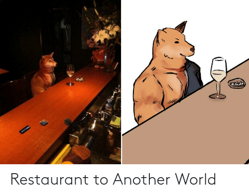 World: Restaurant to Another World