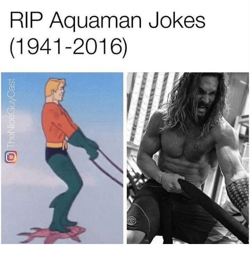 Aquaman Jokes