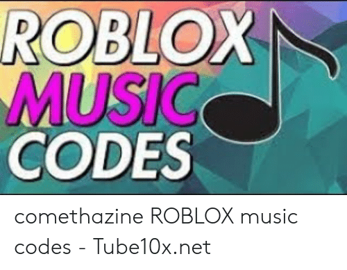 ROBIOX MUSIC CODES Comethazine ROBLOX Music Codes