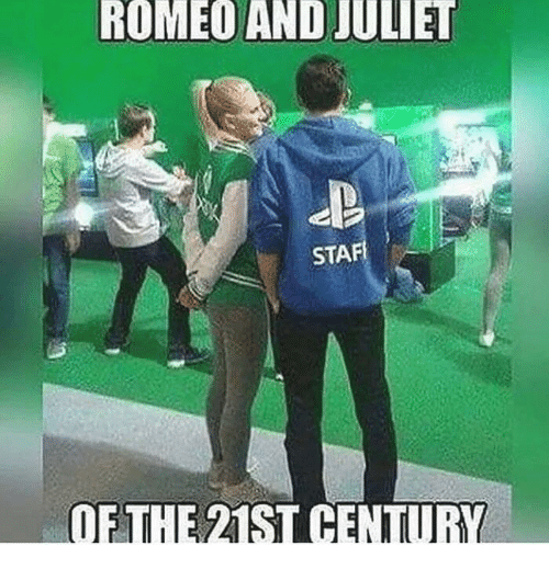 Romeo and Juliet: ROMEO AND JULIET  STA  OFTHE 21ST CENTUR