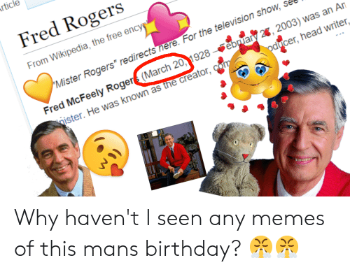 Mister Rogers Says Coodbye wHY? He Didn't Have to Go😭   Mister