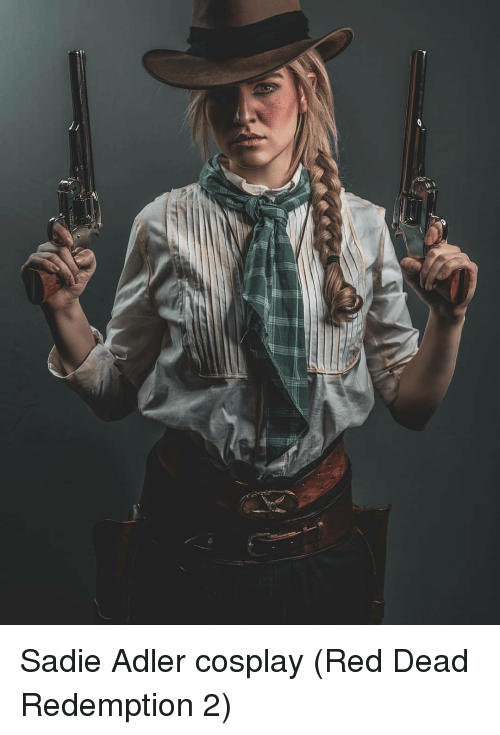 Cosplay, Red Dead Redemption, and Red Dead