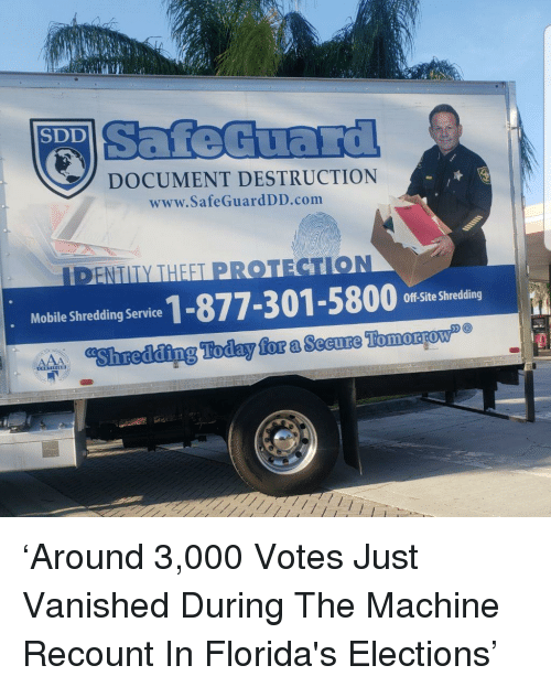 Today, Com, and Site: SafeGuard  SDD  DOCUMENT DESTRUCTION  www.SafeGuardDD.com  DENTITY THEET PROT  Moble Shredding Service 1-877-301-5800 fte S  Off-Site Shredding  Shreding Today for a Secure Tomoaow