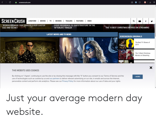 """Personalize: screencrush.com  SCREEN CRUSH  LONGFORM MOVIES