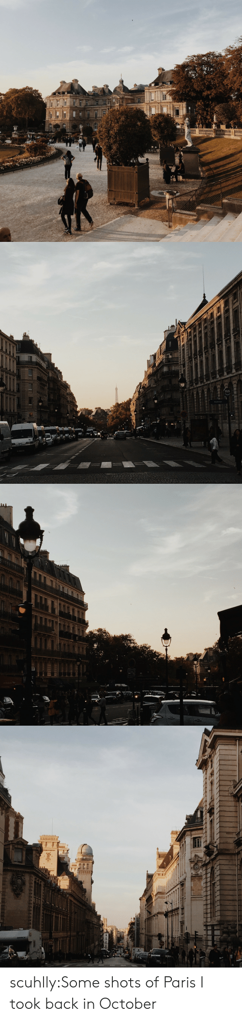 Tumblr, Blog, and Http: scuhlly:Some shots of Paris I took back in October