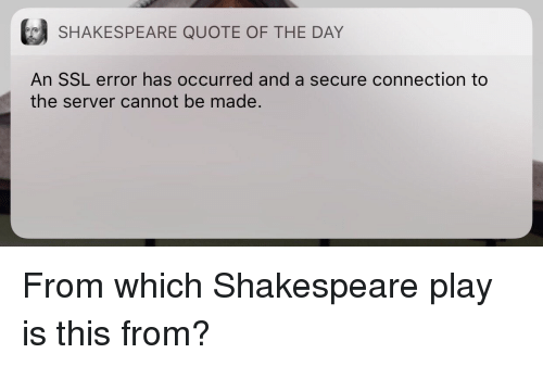 how shakespeare makes the audience aware of Literary terms irony, tragic: the term applied to the situation, in greek and other drama, in which the audience is aware of some impending catastrophe or important fact of which the characters are either totally ignorant or not fully aware, a condition rendered possible by the fact that greek drama dealt with legends known to all the spectators.