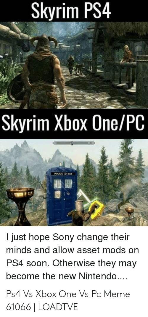 🐣 25+ Best Memes About Skyrim Ps4 | Skyrim Ps4 Memes