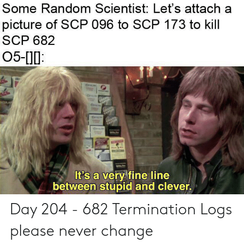 Found a Way to Neutralise Scp 682 | Scp Meme on