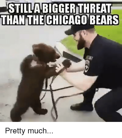Chicago Bear