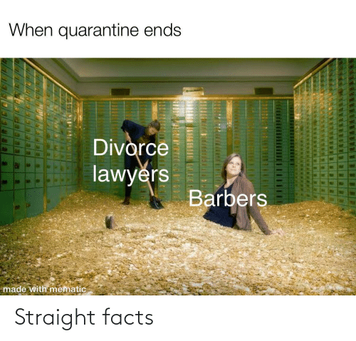 Facts: Straight facts