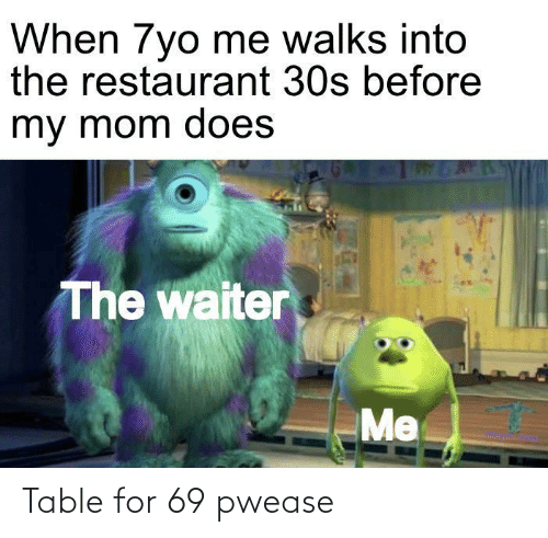 table: Table for 69 pwease
