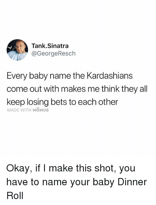 TankSinatra Every Baby Name the Kardashians Come Out With