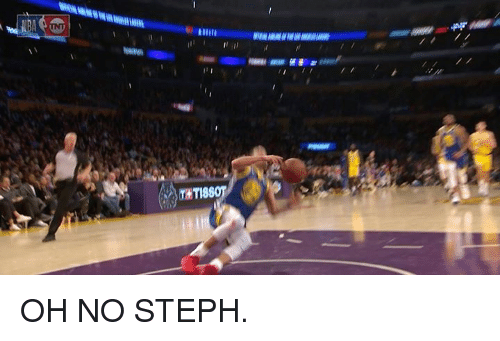 Oh No,  No, and Steph: TH TISS OH NO STEPH.