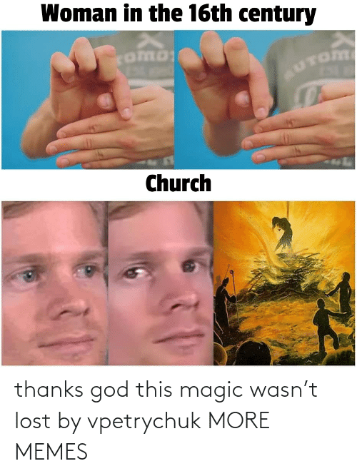 Lost: thanks god this magic wasn't lost by vpetrychuk MORE MEMES