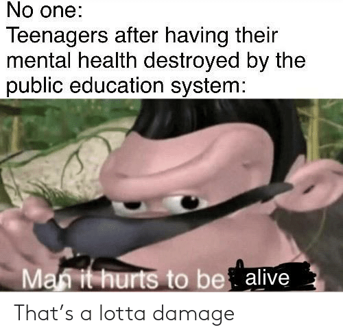 damage: That's a lotta damage
