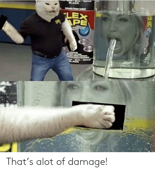 damage: That's alot of damage!