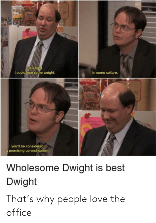 The Office: That's why people love the office