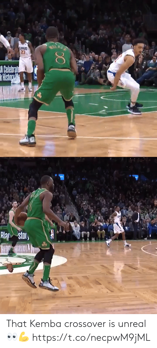 🤖: That Kemba crossover is unreal👀💪 https://t.co/necpwM9jML