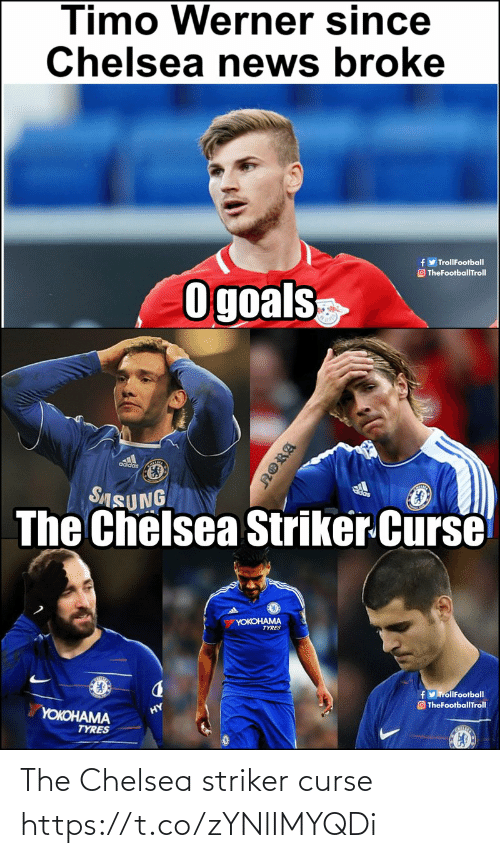 Https T: The Chelsea striker curse https://t.co/zYNlIMYQDi