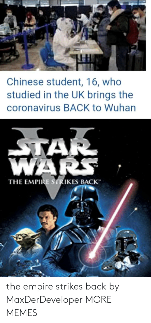 Empire: the empire strikes back by MaxDerDeveloper MORE MEMES