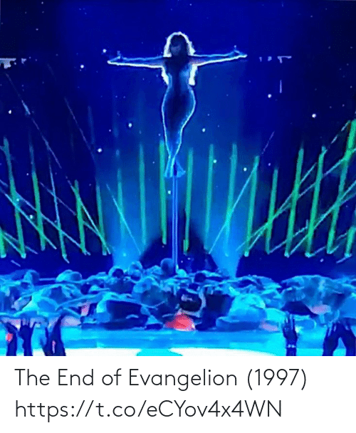 end: The End of Evangelion (1997) https://t.co/eCYov4x4WN