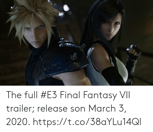 🐣 25+ Best Memes About Cloud Final Fantasy | Cloud Final