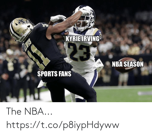 Https T: The NBA... https://t.co/p8iypHdyww