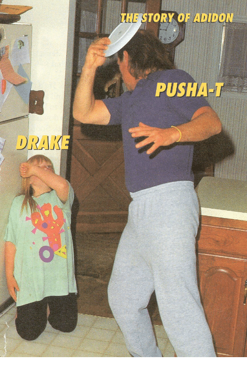 Drake, Story, and The: THE STORY OF ADIDON  PUSHA  DRAKE