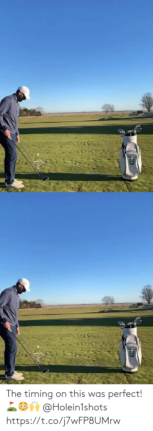 Https: The timing on this was perfect! ⛳️😳🙌 @Holein1shots https://t.co/j7wFP8UMrw
