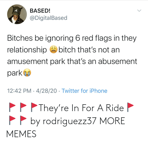 ride: 🚩🚩🚩They're In For A Ride🚩🚩🚩 by rodriguezz37 MORE MEMES