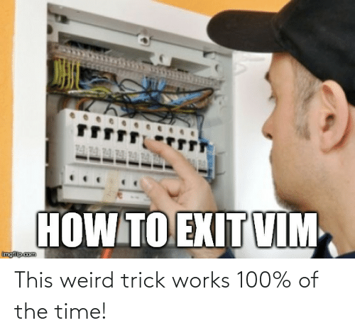 weird: This weird trick works 100% of the time!