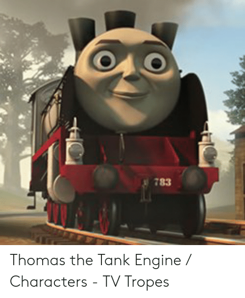 🐣 25+ Best Memes About Thomas the Tank Engine Characters