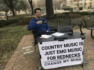 Country Music Meme