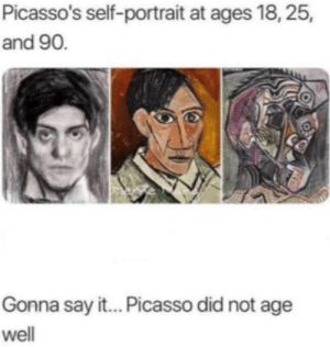 Picasso Did