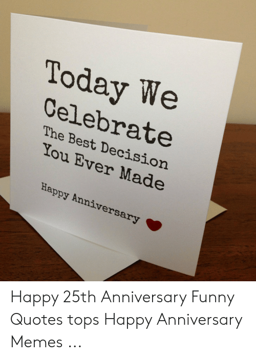 🐣 25+ Best Memes About Anniversary Memes for Wife | Anniversary