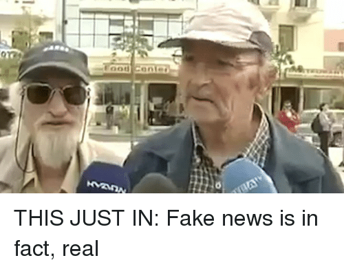 Toots: Toot! Canter-  Tood Conlee  .6 THIS JUST IN: Fake news is in fact, real