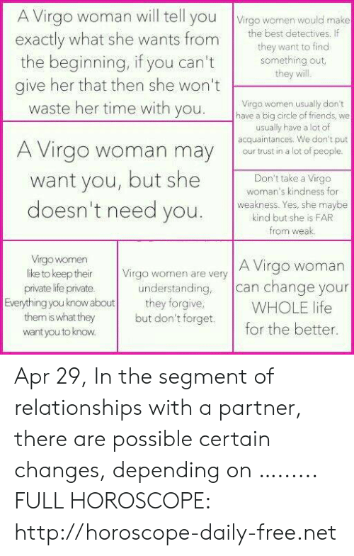 Virgo Women Would Make the Best Detectves F They Want to