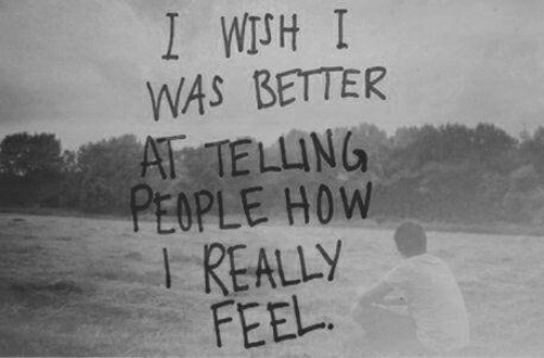 Really, Feel, and People: WAS BETTER  A TELLING  PEOPLE HOV  REALLY  FEEL